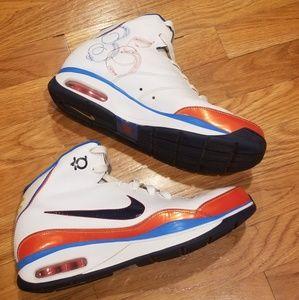25863b53f49e Nike Shoes - NIKE KD Blue Chips Supreme (Kevin Durant PE 2009)